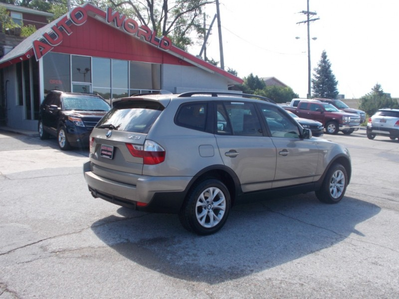 BMW X3 2009 price $9,999
