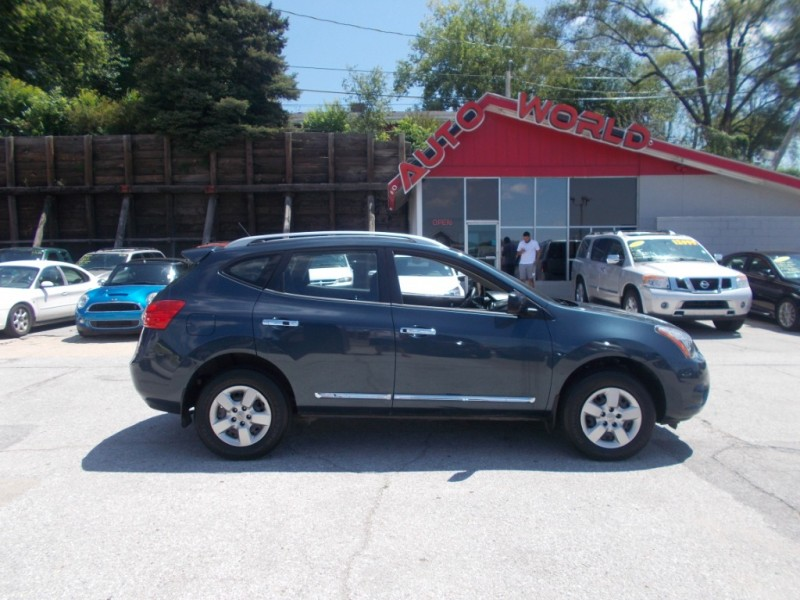 NISSAN ROGUE SELECT 2015 price $14,999