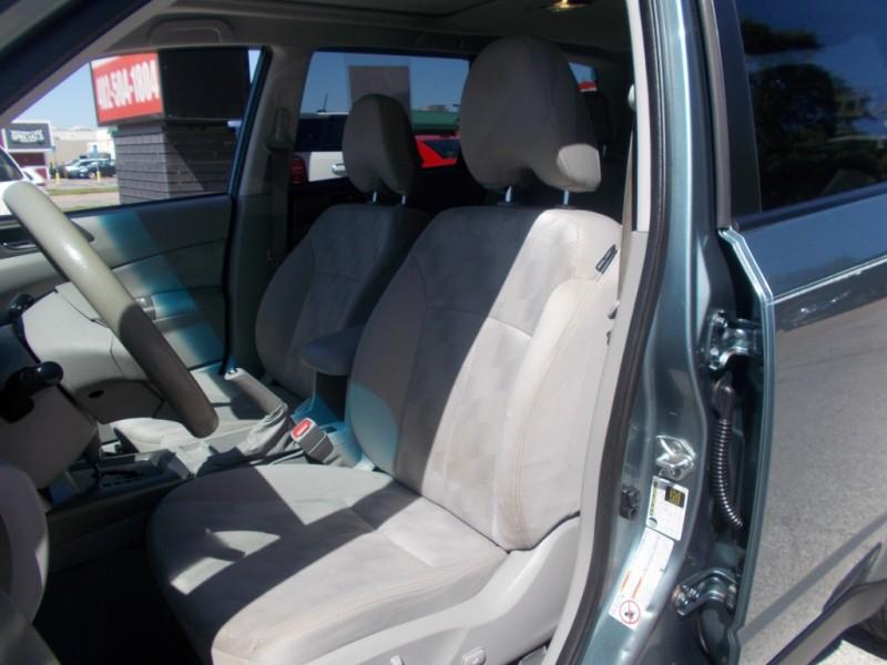 SUBARU FORESTER 2010 price $11,499