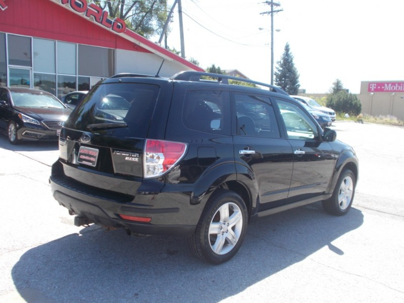 SUBARU FORESTER 2010 price $11,499
