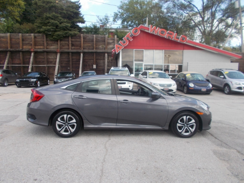 HONDA CIVIC 2016 price $15,999