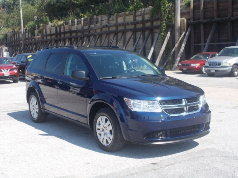 DODGE JOURNEY 2018 price $15,999