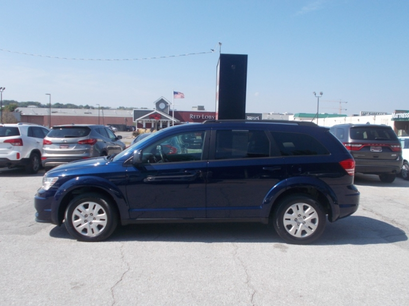 Dodge Journey 2018 price $14,999