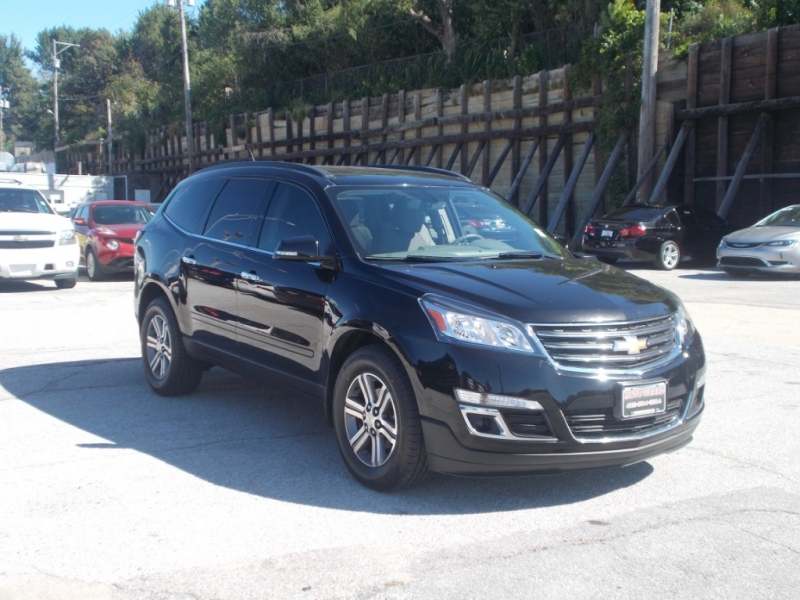CHEVROLET TRAVERSE 2016 price $19,999