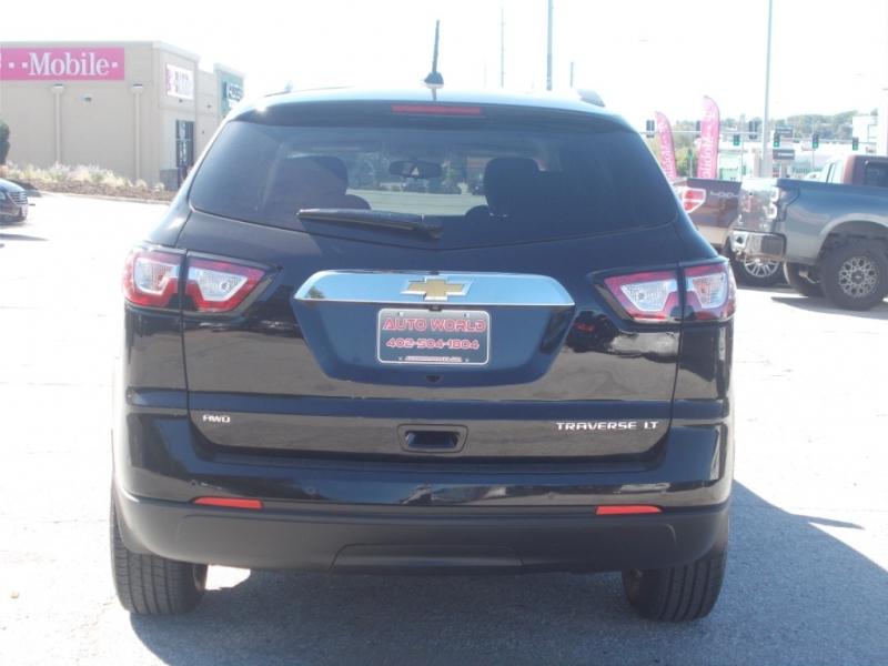 Chevrolet Traverse 2016 price $19,762