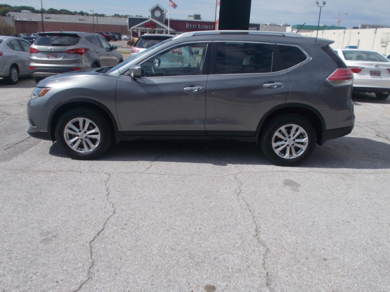 NISSAN ROGUE 2016 price $18,499