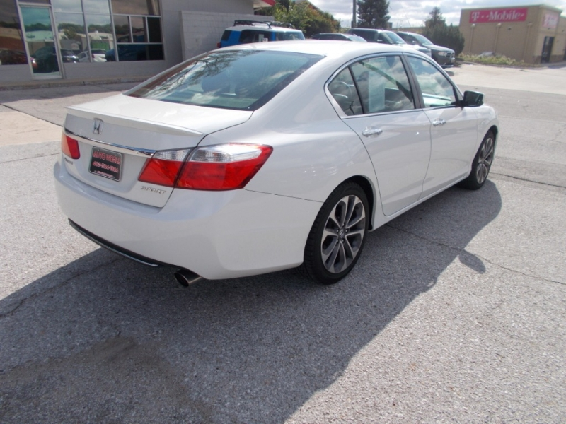 HONDA ACCORD 2014 price $10,999