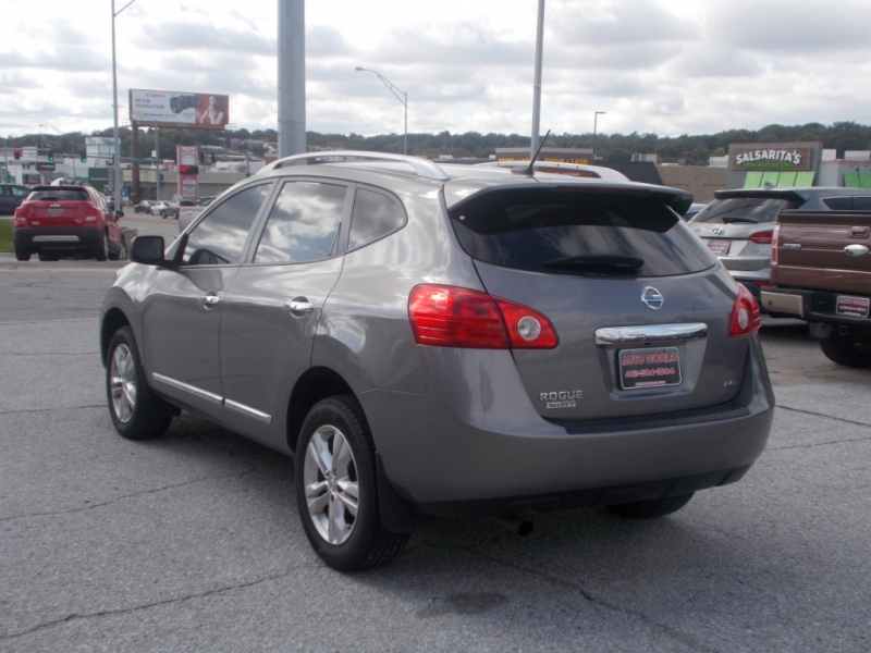 NISSAN ROGUE SELECT 2015 price $10,999