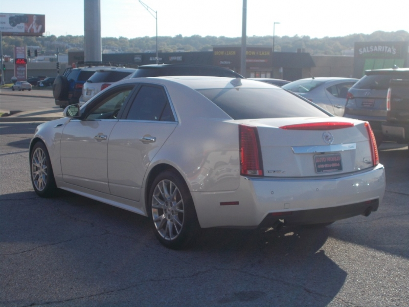 Cadillac CTS 2012 price $15,899
