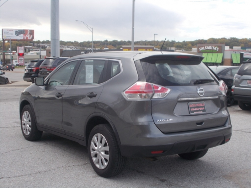 Nissan Rogue 2016 price $16,999