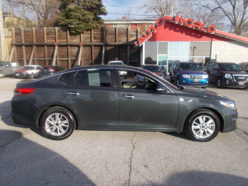 Kia Optima 2016 price $15,499