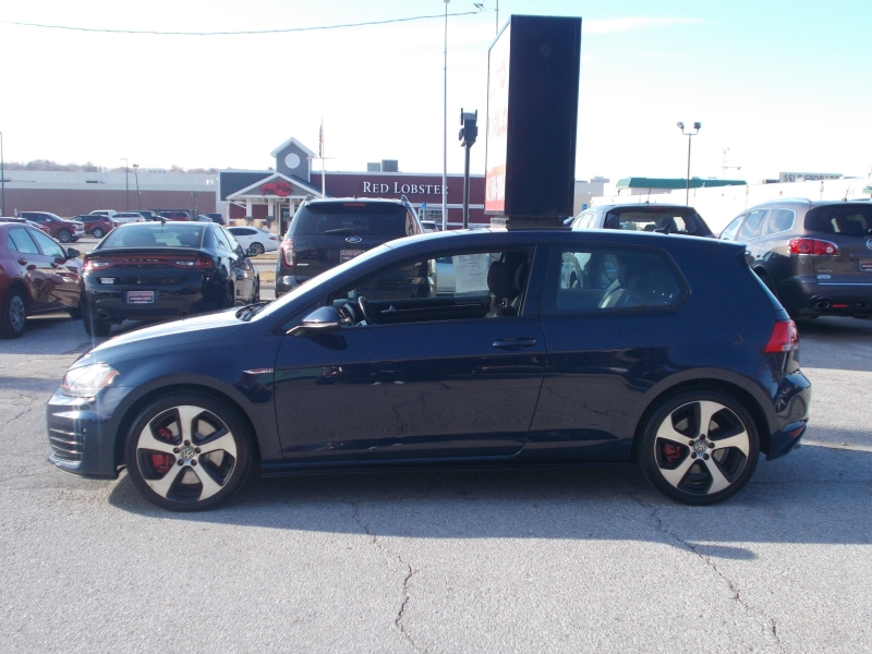 Volkswagen Golf GTI 2015 price $14,999