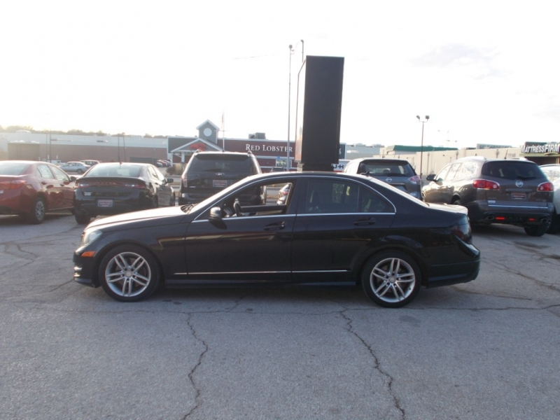 Mercedes-Benz C-Class 2014 price $15,499