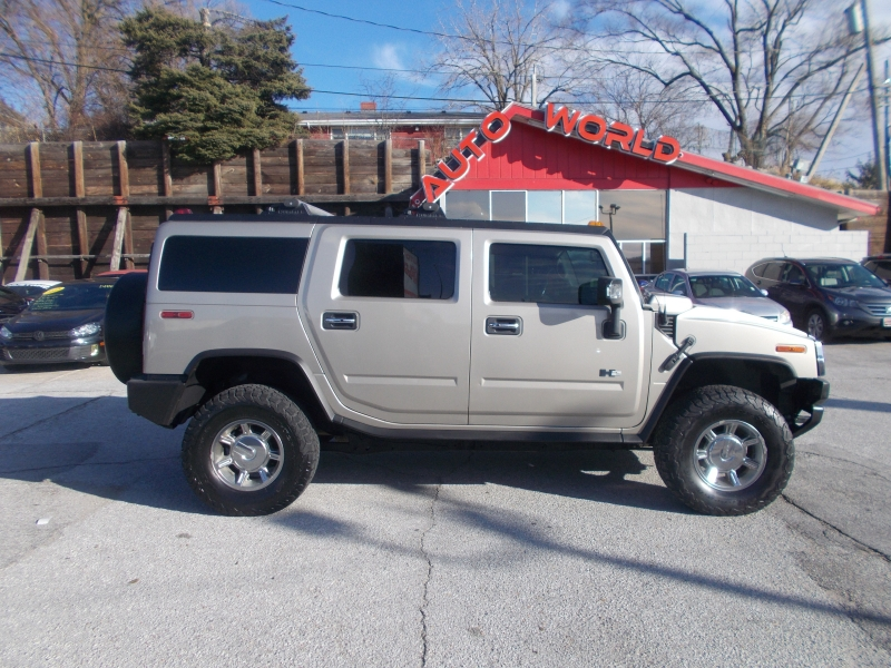Hummer H2 2006 price $18,999