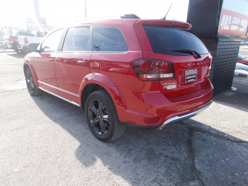 Dodge Journey 2018 price $19,999