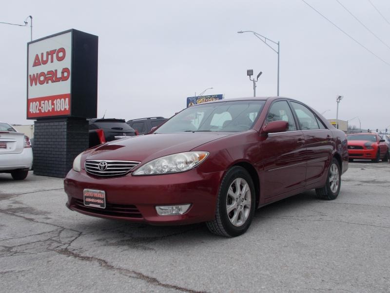 Toyota Camry 2005 price $3,999