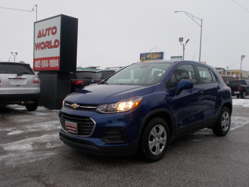 Chevrolet Trax 2017 price $13,999