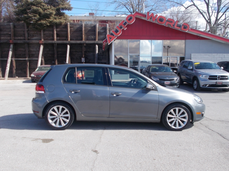 VOLKSWAGEN GOLF 2013 price $11,499