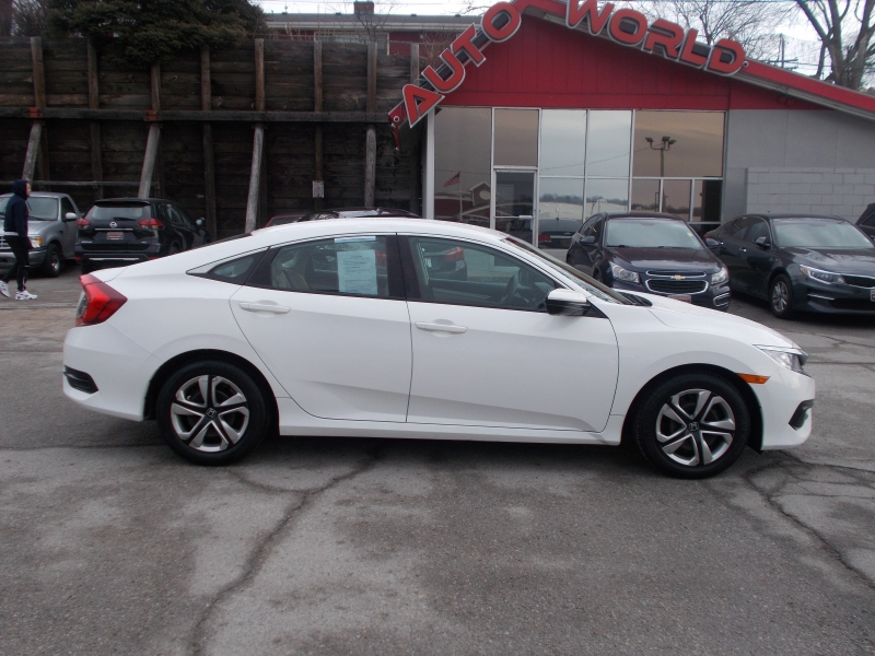 HONDA CIVIC 2016 price $14,499
