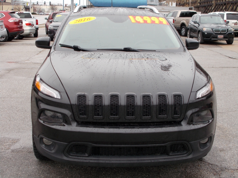 JEEP CHEROKEE 2016 price $14,999