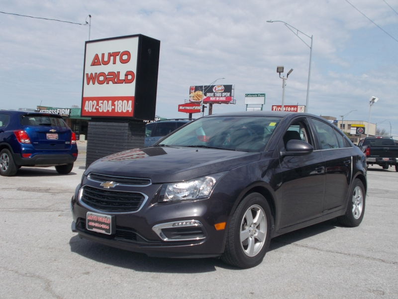 CHEVROLET CRUZE LIMITED 2016 price $10,499