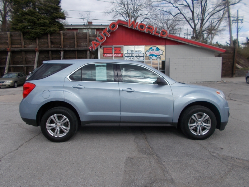 CHEVROLET EQUINOX 2015 price $10,999