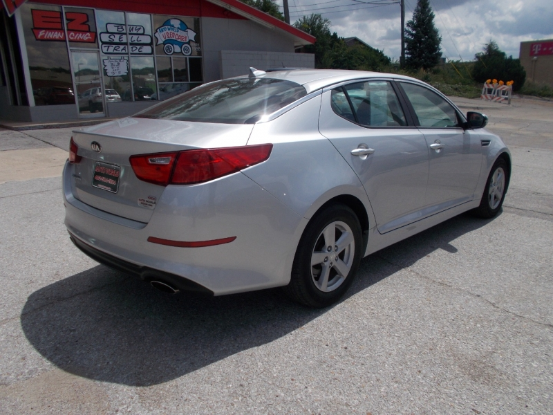 KIA OPTIMA 2015 price $12,999
