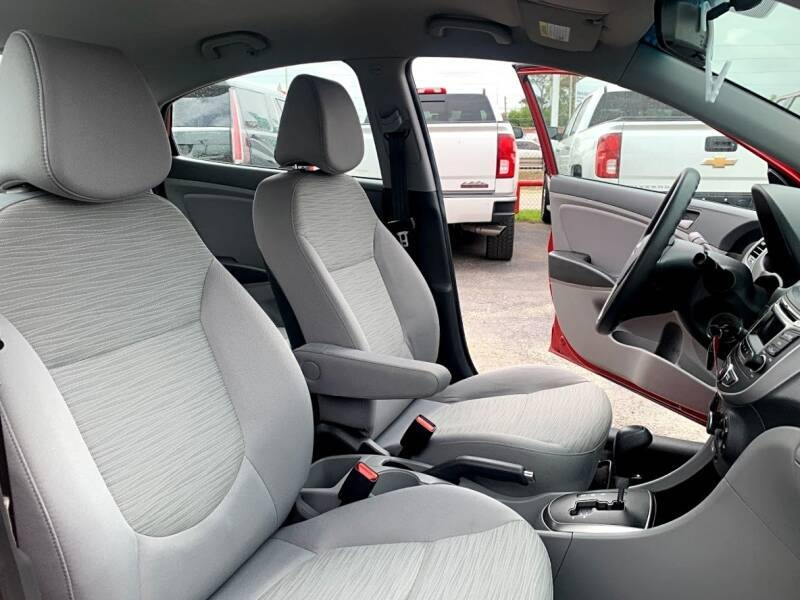 Hyundai Accent 2017 price $12,500