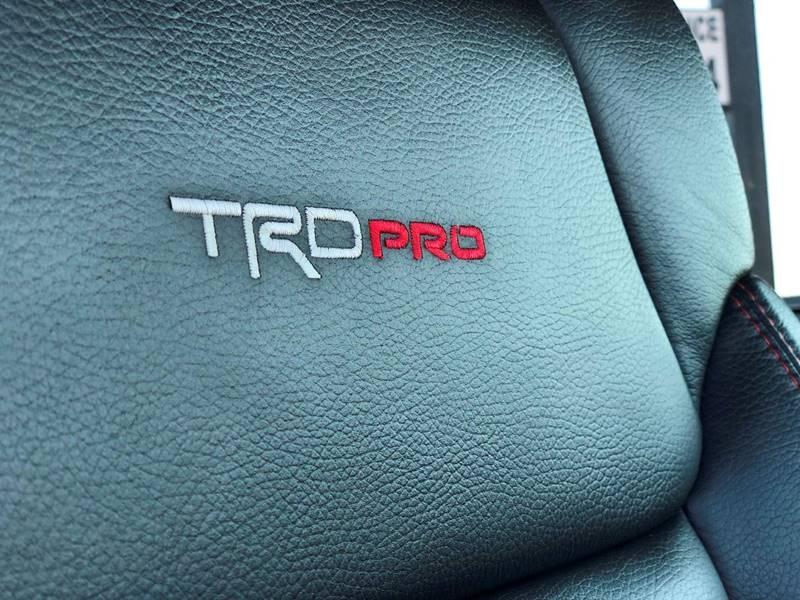 Toyota Tundra 2016 price $39,995
