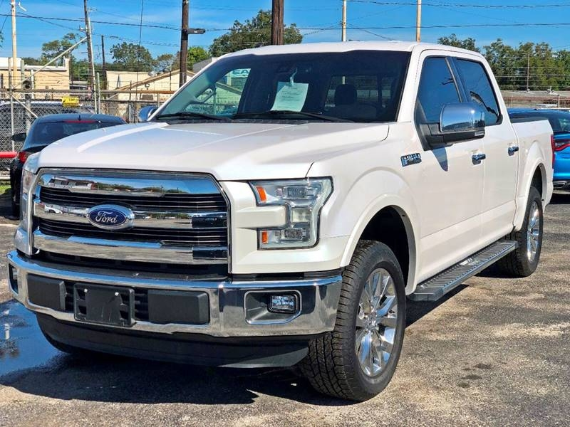 Ford F-150 2016 price $34,500
