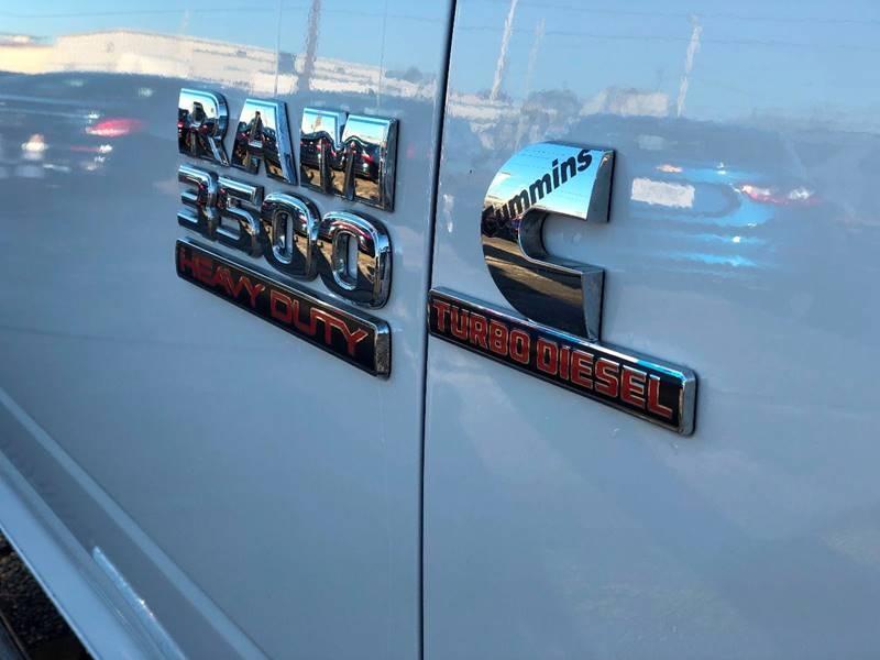 RAM 3500 2016 price 37995