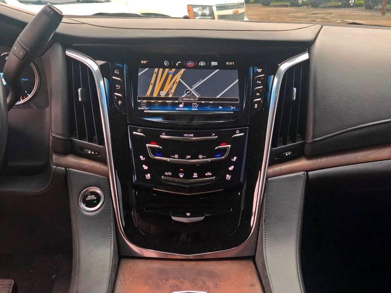 Cadillac Escalade 2016 price Call for Pricing.