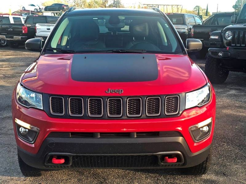Jeep Compass 2019 price Call for Pricing.