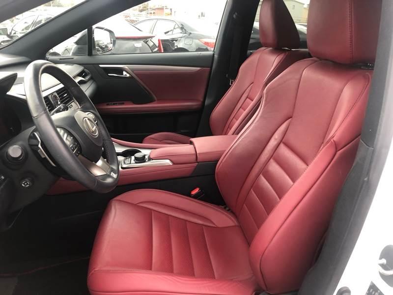 Lexus RX 350 2017 price $1