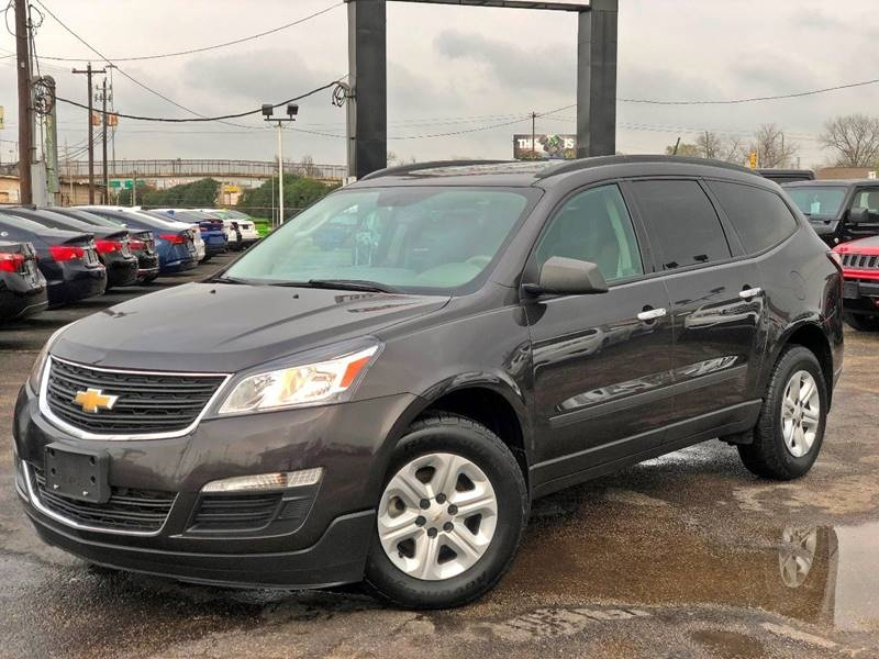 Chevrolet Traverse 2016 price Call for Pricing.