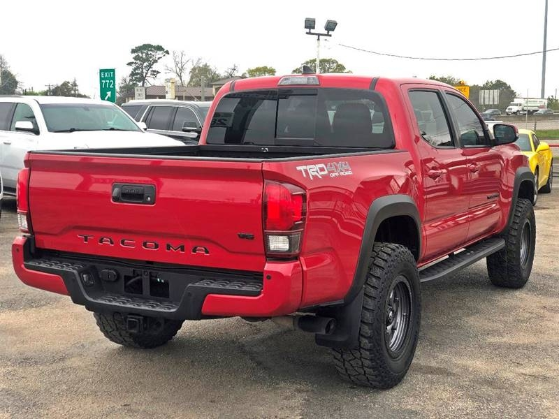 Toyota Tacoma 2018 price Call for Pricing.