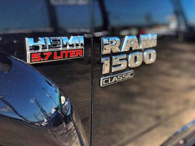 RAM Ram Pickup 1500 Classic 2019 price Call for Pricing.