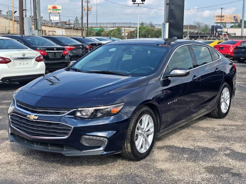 Chevrolet Malibu 2018 price Call for Pricing.