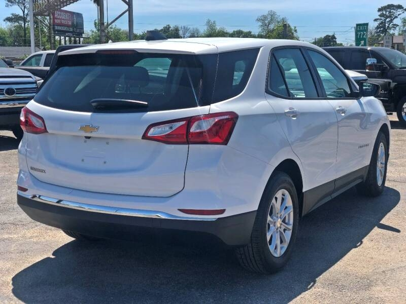 Chevrolet Equinox 2018 price Call for Pricing.