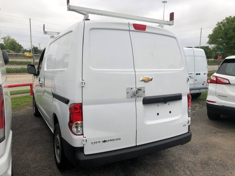 Chevrolet City Express Cargo 2017 price Call for Pricing.