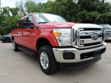 Ford Super Duty F-250 XLT 4X4 Crew Cab 2013