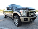 Ford Super Duty F-250 4x4 King Ranch Short Bed 2011