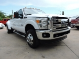 Ford Super Duty F-350 Dully Lariat 4x4 Crew Cab 2012