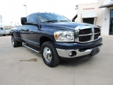 Dodge Ram 3500 DRW 2WD SLT Manual 6 Speed 2007