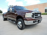 Ford Super Duty F-350 DRW 4x4 King Ranch 2007