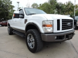 Ford Super Duty F-250 FX4 Crew Cab Short Bed 2008