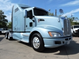 KENWORTH CONSTRUCT T660 Sleeper 10 Speed 2012