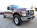 Ford Super Duty F-250 XLT 4x4 Crew Cab 2008
