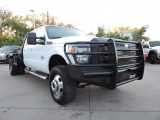 Ford Super Duty F-350DRW 4x4 Lariat Flat Bed Cre Cab 2011