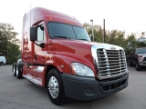 Freightliner Cascadia 125 W/ Sleeper And 10 Speed 2012